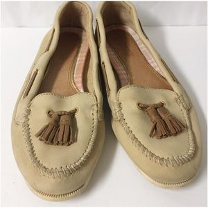 Sperry Sider Loafers Size 6.5